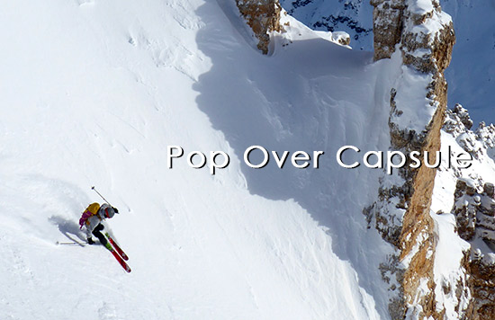 Emanuel Berg Pop Over Capsule